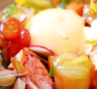 巴黎|Sola - 做减法的日式一星法餐厅