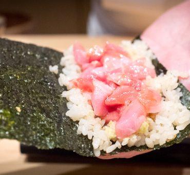 伦敦|Araki - 两星的欧式江户前寿司店