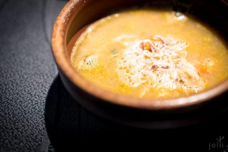 松叶蟹及香箱蟹汤