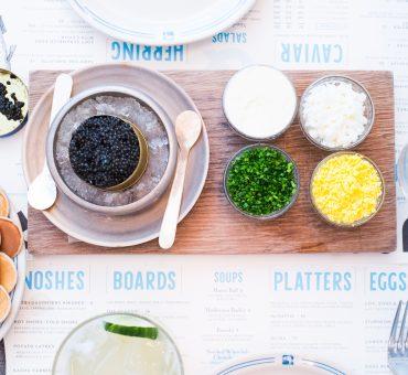 紐約|Russ & Daughters Cafe - 令人皈依猶太教的餐廳