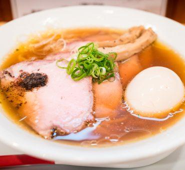 东京|Japanese Soba Noodles茑 - 日西合璧的一星拉面店