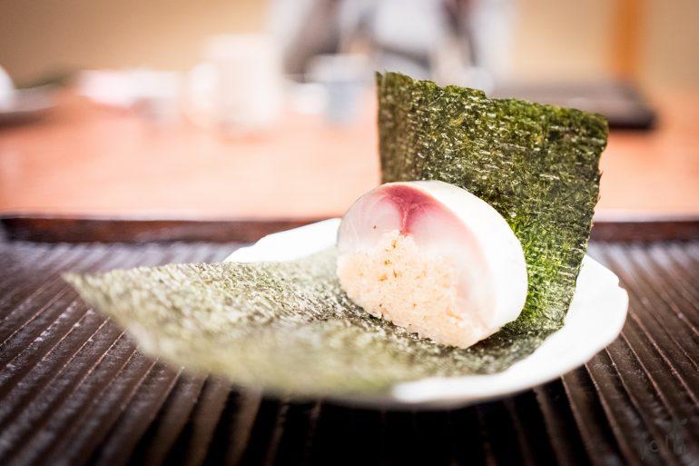 鲭鱼棒寿司