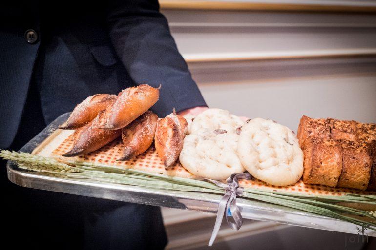 各种面包供选择