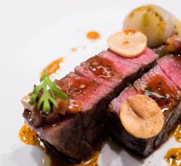 香港|Wagyu Takumi - 優秀基因的兩星混血餐廳
