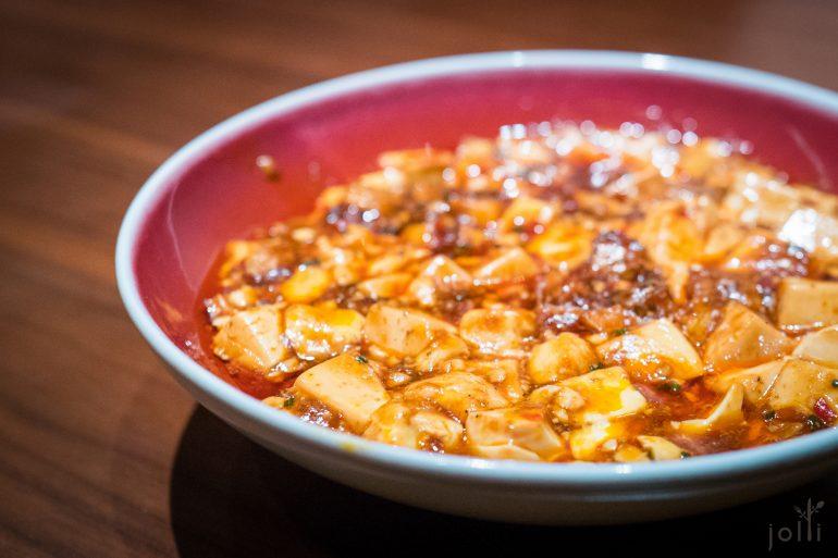 隱藏菜單的牛肝菌麻婆豆腐