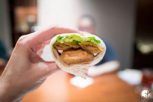 百灵菇春饼