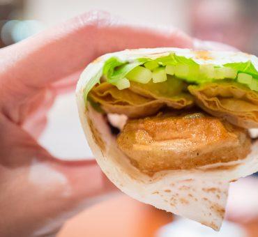 上海|福和慧 - 熊貓廚師的一星素食館
