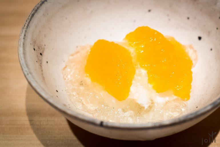 酸乳酪果子露-番茄香草醋果凍-Depokon橘子