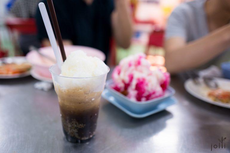 刨冰-明列子-咖啡-椰糖
