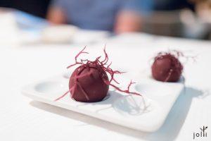 櫻桃海藻流汁巧克力
