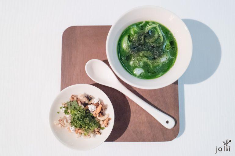 魷魚麵-海帶醬汁-薯泥-米通-爆米花-幹昆布