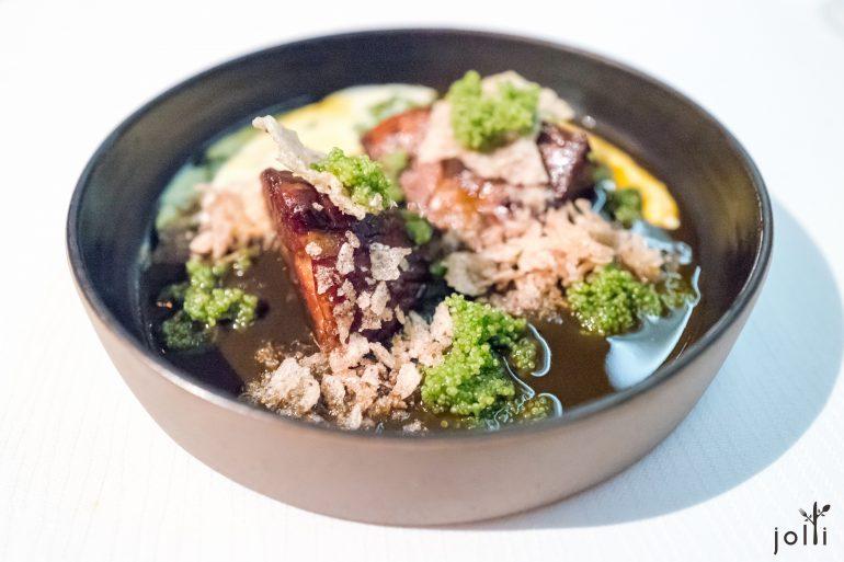 烤芫荽羊肉-古苋-冷冻发酵土豆