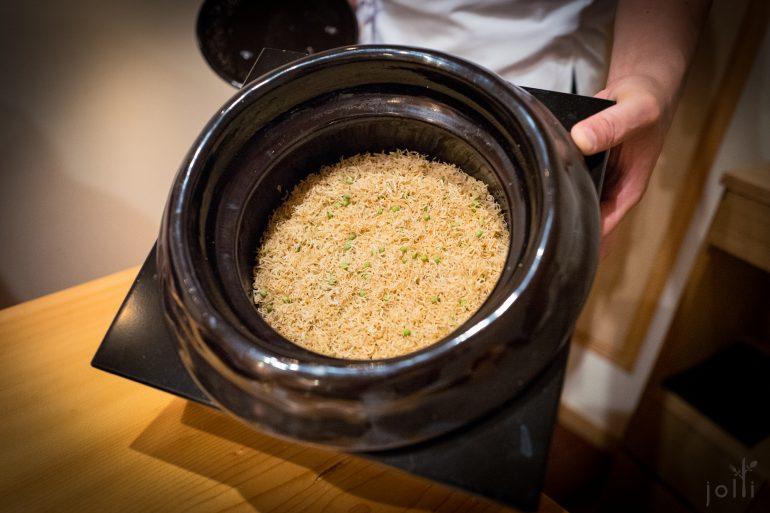 缩缅鱼山椒锅饭