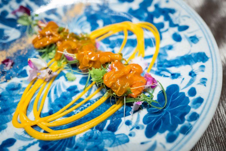 罗望子-橙-胡萝卜-香茅酱汁