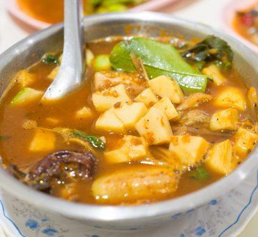 曼谷|Ran Gaeng Pa Sriyan - 森林裡的淳樸泰國菜