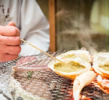京都 祇园末友 - 梦幻之蟹的一星怀石