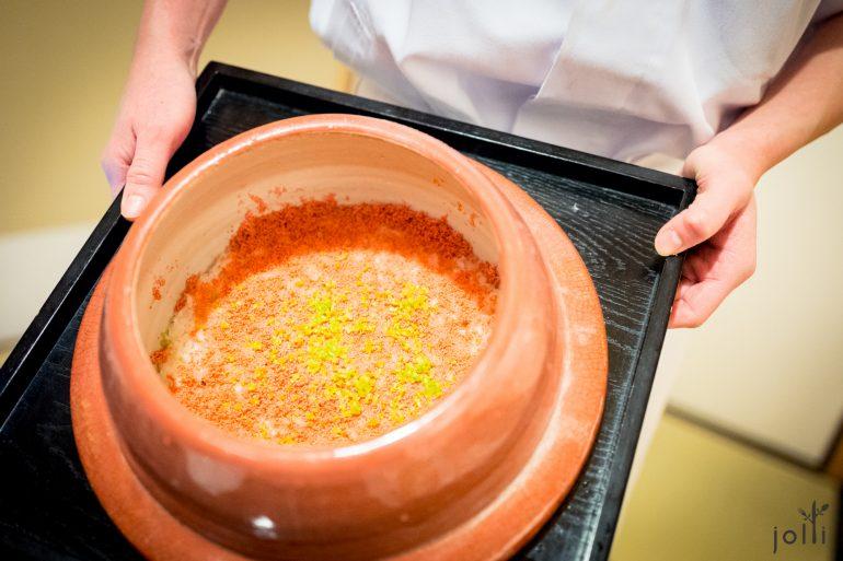 明太子锅饭