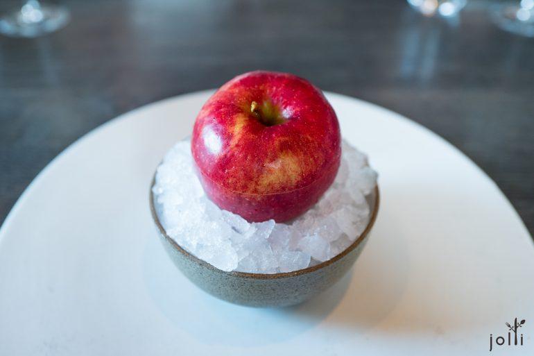 打开红苹果