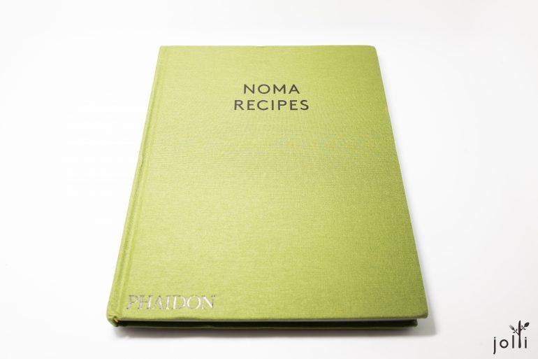"""""""Noma""""餐厅经理赠送的食谱"""