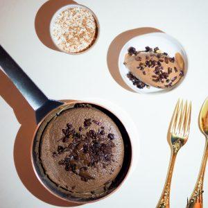 软巧克力蛋糕
