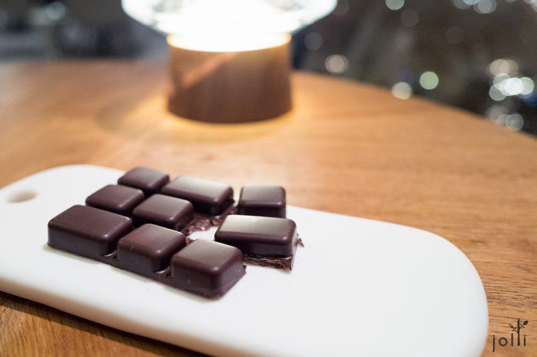 果仁糖巧克力