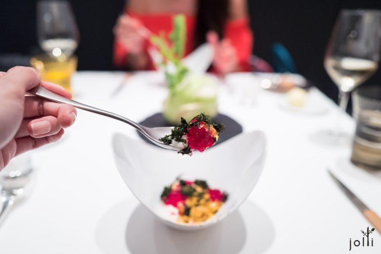 紫海膽-馬糞海膽-大頭菜泥-紅菜頭果凍