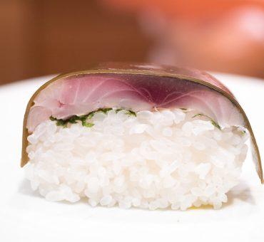 大阪|鮨原正 - 溫馨的兩星壽司店