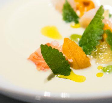 東京|L'Effervescence - 太極拳的兩星日法餐廳