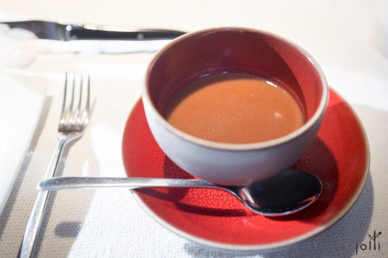 奶油紅腰豆湯