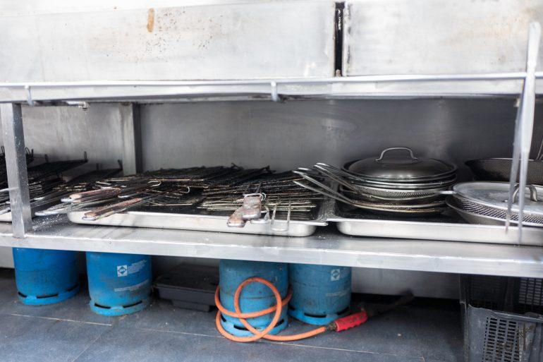 各種定制燒烤用具