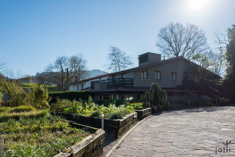 餐厅及花园