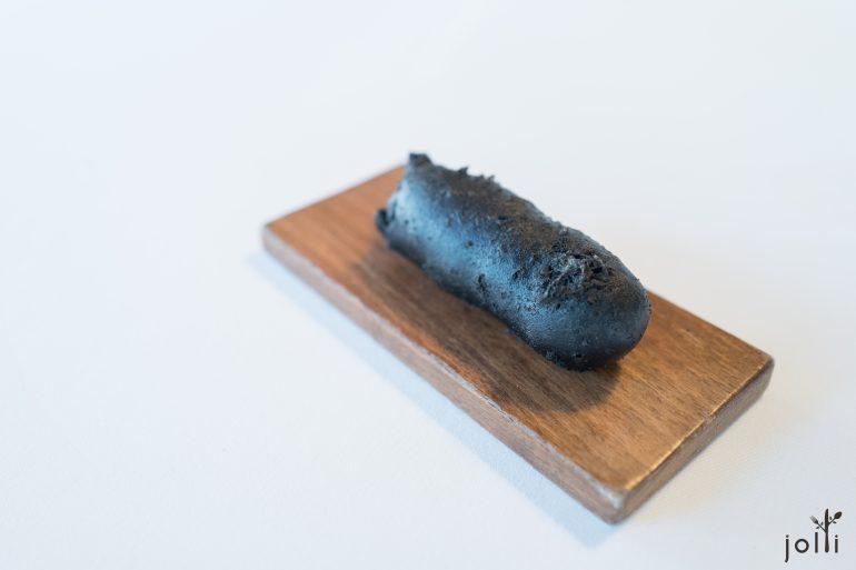 凍炸墨西哥Mole混醬及墨汁