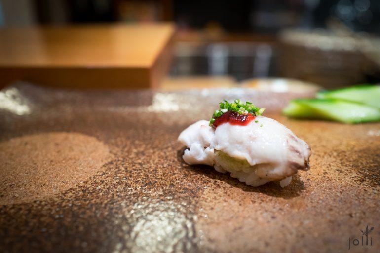 太刀魚佐梅醬