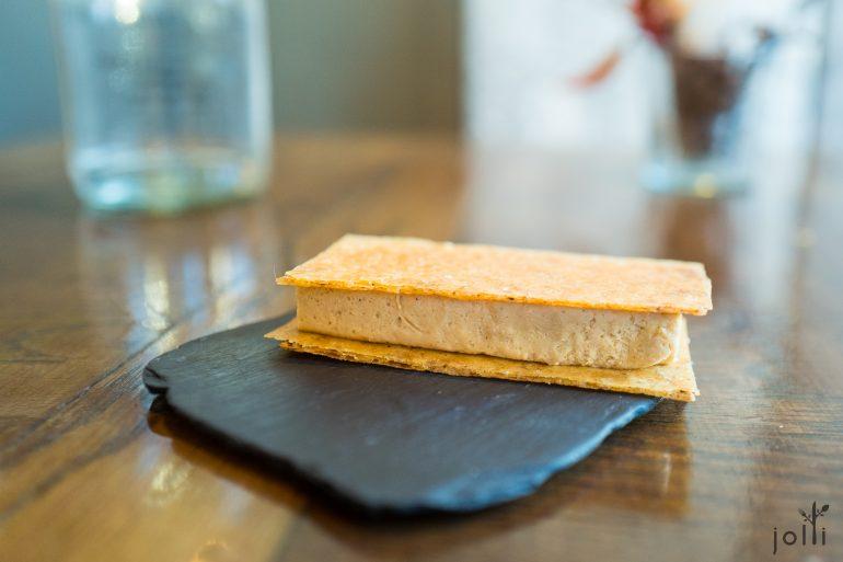 伯爵茶冰淇淋三明治