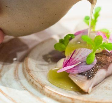 倫敦|Aulis at Fera - 游離於花草樹木的主廚餐桌