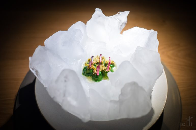 腌大头菜-白穗醋栗-大黄根汁