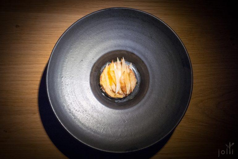 酸奶面包饼干-焦糖-炸土豆及小萝卜