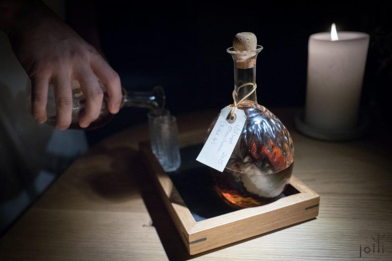 主廚爸爸釀造的丹麥蒸餾酒