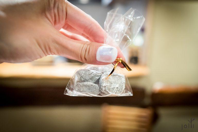 長谷川送的情人节巧克力