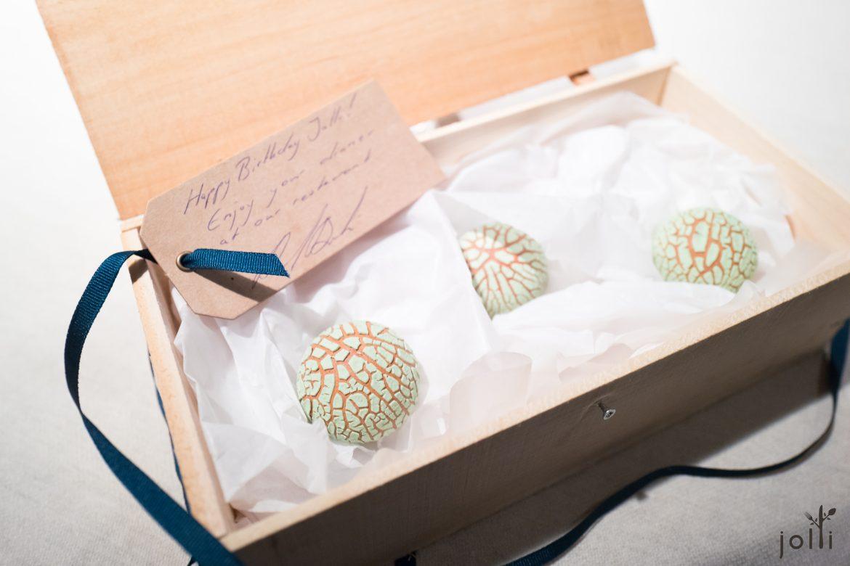 Daniel送给我的生日礼物,也是Karin Östberg的创作