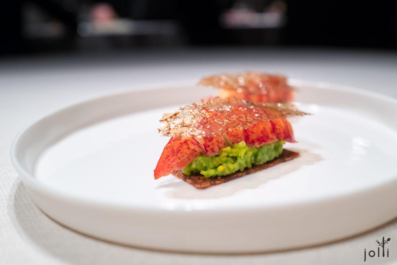 焦黑麦片-漬瑞典芜青-龙虾-干龙虾清汤片