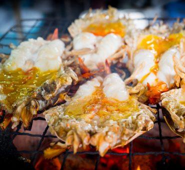 阿育塔雅|Tonnam Riverview - 泰國故都的巨型淡水蝦