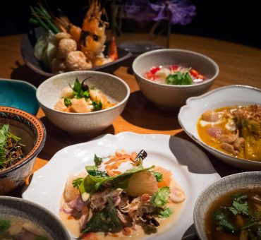 曼谷|Nahm - 眾人皆醉我獨醒的復興泰國菜