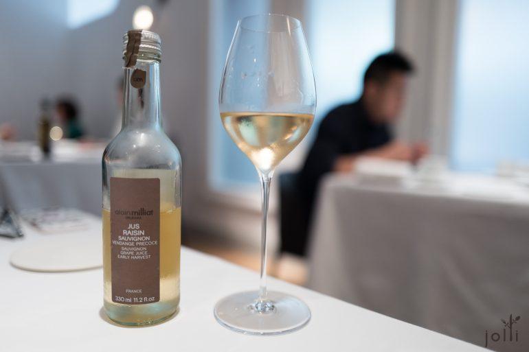 法國Alain Milliat的Sauvignon葡萄汁