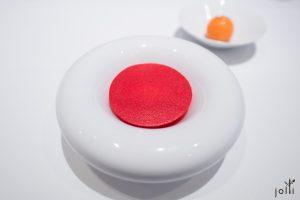 草莓-番茄-血橙冰沙
