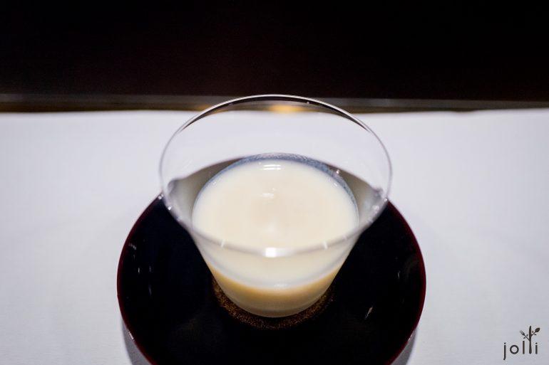 白蘆筍冷湯