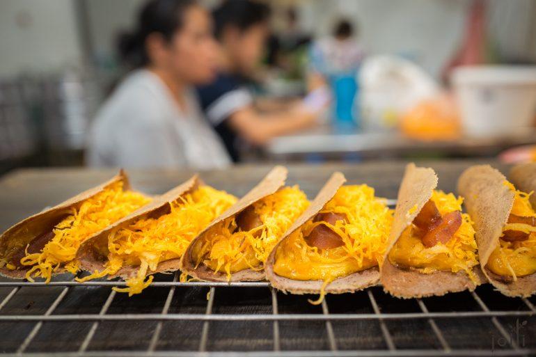 甜味泰国薄饼