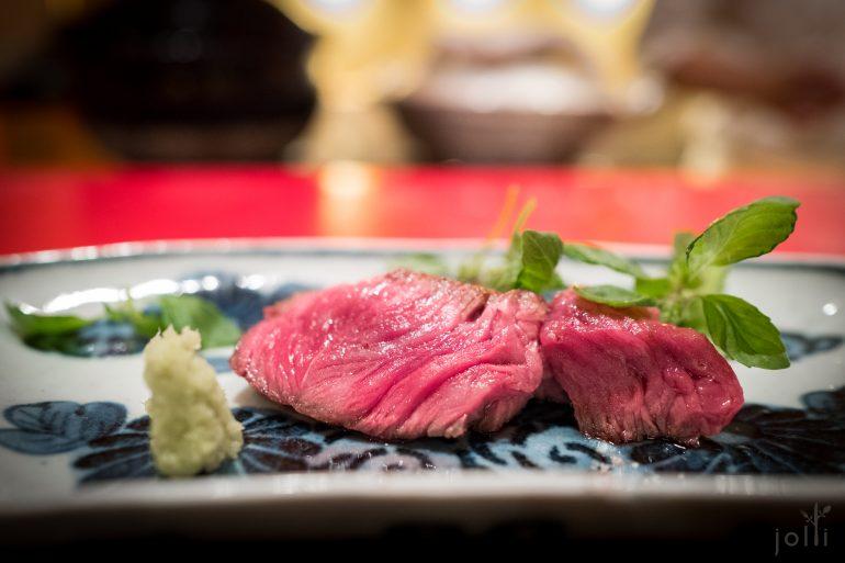 尾根肉肉味丰盈