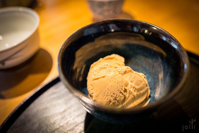 焙番茶冰淇淋