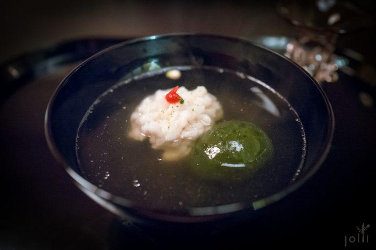 鳢魚及海莴苣